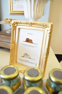 Little Prince Party with So Many Cute Ideas via Kara's Party Ideas KarasPartyIdeas.com #PrinceParty #PartyIdeas #Supplies (3)