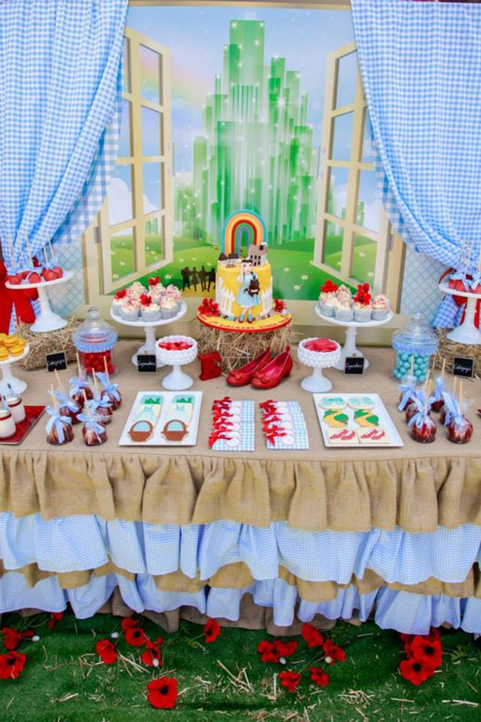Kara 39 s party ideas somewhere over the rainbow party with such cute ideas via kara 39 s party ideas - Th party theme ideas ...