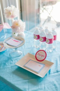 Retro Kitchen Bridal Shower with Lots of Really Cute Ideas via Kara's Party Ideas | KarasPartyIdeas.com #RetroBridalShower #RetroParty #PartyIdeas #Supplies (10)