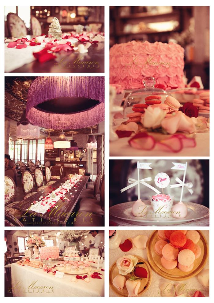 Rose Themed 18th Birthday Party With So Many Great Ideas Via Karas KarasPartyIdeas