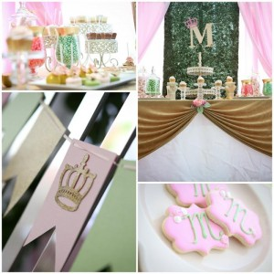 Royal Garden Party with So Many Cute Ideas via Kara's Party Ideas KarasPartyIdeas.com #PrincessParty #CinderellaParty #GirlParty #PartyIdeas #Supplies (1)
