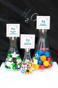 Science Themed Birthday Party with Lots of Realy Awesome Ideas via Kara's Party Ideas KarasPartyIdeas.com #ScienceParty #PeriodicTableOfElements #PartyIdeas #Supplies (5)