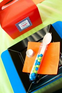 Science Themed Birthday Party with Lots of Realy Awesome Ideas via Kara's Party Ideas KarasPartyIdeas.com #ScienceParty #PeriodicTableOfElements #PartyIdeas #Supplies (4)