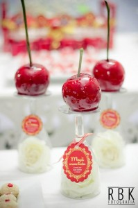 Snow White Party Full of Fabulous Ideas via Kara's Party Ideas KarasPartyIdeas.com #SnowWhite #SnowWhiteAndTheSevenDwarfs #PoisonedApple #PartyIdeas #Supplies (15)
