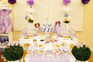 Sofia the First Princess Tea Party with Lots of Cute Ideas via Kara's Party Ideas | KarasPartyIdeas.com #PrincessParty #TeaParty #PartyIdeas #Supplies (9)
