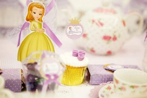 Sofia the First Princess Tea Party with Lots of Cute Ideas via Kara's Party Ideas | KarasPartyIdeas.com #PrincessParty #TeaParty #PartyIdeas #Supplies (8)