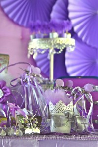Purple Princess + Sofia the First Themed Birthday Party via Kara's Party Ideas KarasPartyIdeas.com #PrincessParty #SofiaTheFirstParty #ParytIdeas #Supplies (16)