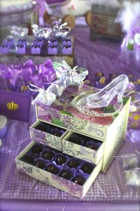 Purple Princess + Sofia the First Themed Birthday Party via Kara's Party Ideas KarasPartyIdeas.com #PrincessParty #SofiaTheFirstParty #ParytIdeas #Supplies (13)