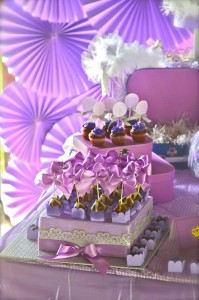 Purple Princess + Sofia the First Themed Birthday Party via Kara's Party Ideas KarasPartyIdeas.com #PrincessParty #SofiaTheFirstParty #ParytIdeas #Supplies (11)