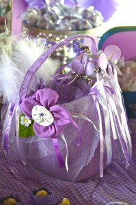 Purple Princess + Sofia the First Themed Birthday Party via Kara's Party Ideas KarasPartyIdeas.com #PrincessParty #SofiaTheFirstParty #ParytIdeas #Supplies (9)