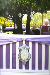 Purple Princess + Sofia the First Themed Birthday Party via Kara's Party Ideas KarasPartyIdeas.com #PrincessParty #SofiaTheFirstParty #ParytIdeas #Supplies (6)