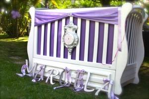 Purple Princess + Sofia the First Themed Birthday Party via Kara's Party Ideas KarasPartyIdeas.com #PrincessParty #SofiaTheFirstParty #ParytIdeas #Supplies (5)
