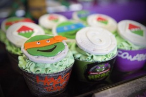 TMNT Party with Such Awesome Ideas via Kara's Party Ideas | KarasPartyIdeas.com #TeenageMutantNinjaTurtles #PartyIdeas #Supplies (7)