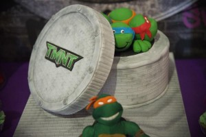 TMNT Party with Such Awesome Ideas via Kara's Party Ideas | KarasPartyIdeas.com #TeenageMutantNinjaTurtles #PartyIdeas #Supplies (2)