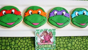 Teenage Mutant Ninja Turtles Party with Lots of Really Cool Ideas via Kara's Party Ideas KarasPartyIdeas.com #TMNTParty #PartyIdeas #Supplies (18)