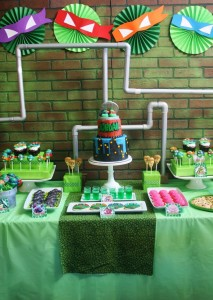 Teenage Mutant Ninja Turtles Party with Lots of Really Cool Ideas via Kara's Party Ideas KarasPartyIdeas.com #TMNTParty #PartyIdeas #Supplies (11)