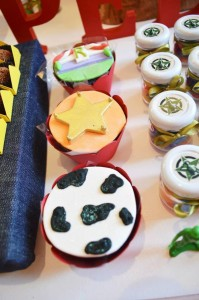Toy Story Party Full of Really Cute Ideas via Kara's Party Ideas KarasPartyIdeas.com #ToyStory #BuzzLightyear #PartyIdeas #Supplies (27)