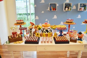 Toy Story Party Full of Really Cute Ideas via Kara's Party Ideas KarasPartyIdeas.com #ToyStory #BuzzLightyear #PartyIdeas #Supplies (23)