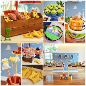 Toy Story Party Full of Really Cute Ideas via Kara's Party Ideas KarasPartyIdeas.com #ToyStory #BuzzLightyear #PartyIdeas #Supplies (1)