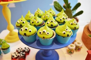 Toy Story Party Full of Really Cute Ideas via Kara's Party Ideas KarasPartyIdeas.com #ToyStory #BuzzLightyear #PartyIdeas #Supplies (43)