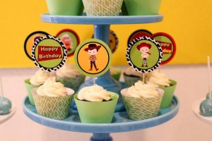 Toy Story Themed Party with Such Cute Ideas via Kara's Party Ideas | KarasPartyIdeas.com #ToyStory #PartyIdeas #Supplies (9)