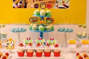 Toy Story Themed Party with Such Cute Ideas via Kara's Party Ideas | KarasPartyIdeas.com #ToyStory #PartyIdeas #Supplies (4)