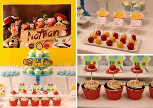 Toy Story Themed Party with Such Cute Ideas via Kara's Party Ideas | KarasPartyIdeas.com #ToyStory #PartyIdeas #Supplies (1)