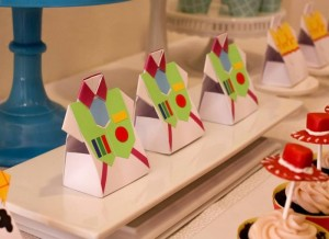Toy Story Themed Party with Such Cute Ideas via Kara's Party Ideas | KarasPartyIdeas.com #ToyStory #PartyIdeas #Supplies (15)