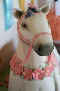 Vintage Pony Soiree with So Many Cute Ideas via Kara's Party Ideas KarasPartyIdeas.com #PonyParty #WesternParty #CowgirlParty #PonyCake #PartyIdeas #Supplies (3)