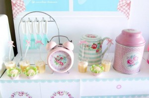Vintage Kitchen Party Full of Really Cute Ideas via Kara's Party Ideas KarasPartyIdeas.com #VintageKitchen #KitchenParty #TeaParty #PartyIdeas #Supplies (9)