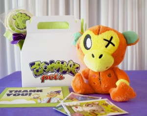 Zombie Pets Birthday Party with FREE PRINTABLES via Kara's Party Ideas | KarasPartyIdeas.com #PetParty #PartyPrintables #Party #Ideas #Supplies (4)