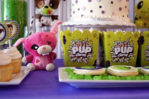 Zombie Pets Birthday Party with FREE PRINTABLES via Kara's Party Ideas | KarasPartyIdeas.com #PetParty #PartyPrintables #Party #Ideas #Supplies (1)
