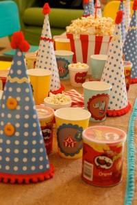 Vintage Circus Party via Kara's Party Ideas KarasPartyIdeas.com #CircusParty #VintageCircus #PartyIdeas #PartySupplies (9)