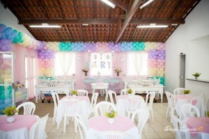 Pastel Rainbow Hot Air Balloon Party via Kara's Party Ideas KarasPartyIdeas.com #RainbowParty #HotAirBalloon #PartyIdeas #PartySupplies (11)