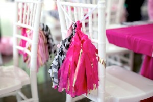 Hello Kitty Pink Zebra themed birthday party with Lots of Really Cute Ideas via Kara's Party Ideas Kara Allen KarasPartyIdeas.com #HelloKitty #PinkZebraParty #PartyIdeas #Supplies (6)