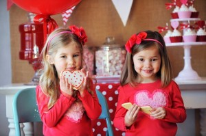 Be My Valentine Party with SUCH CUTE Ideas via Kara's Party Ideas Kara Allen KarasPartyIdeas.com #BeMine #ValentinesDayParty #PartyIdeas #Supplies (2)