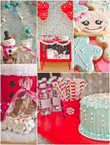 Winter Lalaloopsy Themed Birthday Party with TONS of Ideas via www.KarasPartyIdeas.com #Lalaloopsy #GirlParty #WinterParty #PartyIdeas