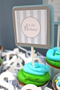 Alphabet Train Party with So Many Really Cute Ideas via Kara's Party Ideas Kara Allen KarasPartyIdeas.com #AlphabetParty #TrainParty #PartyIdeas #Supplies (20)