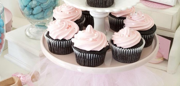 Pink and Ballerina Party with Lots of Really cute Ideas via Kara's Party Ideas KarasPartyIdeas.com #balletparty #balletcake #balletpartyideas (1)