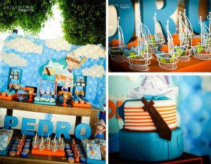 Adventures of a Little Boy Themed Birthday Party with Lots of Really Cute Ideas via Kara's Party Ideas | KarasPartyIdeas.com #BoyBirthdayParty #AdventureParty #PartyIdeas #Supplies (2)