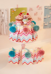 Crafting Themed Birthday Party with Lots of Really Cute Ideas via Kara's Party Ideas Kara Allen KarasPartyIdeas.com #CraftParty #Crafts #PartyIdeas #Supplies (9)