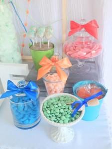 Modern Colorful 1st Birthday Party with such Cute Ideas via Kara's Party Ideas | KarasPartyIdeas.com #ColorfulParty #GenderNeutralParty #PartyIdeas #Supplies (5)