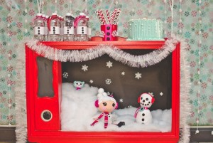 Winter Lalaloopsy Themed Birthday Party with TONS of Ideas via www.KarasPartyIdeas.com #Lalaloopsy #GirlParty #WinterParty #PartyIdeas (1)