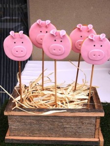 Modern Farmyard Birthday Party with Lots of Really Cute Ideas via Kara's Party Ideas Kara Allen KarasPartyIdeas.com #FarmParty #PartyIdeas #Supplies (2)