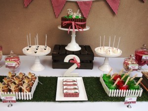 Modern Farmyard Birthday Party with Lots of Really Cute Ideas via Kara's Party Ideas Kara Allen KarasPartyIdeas.com #FarmParty #PartyIdeas #Supplies (7)
