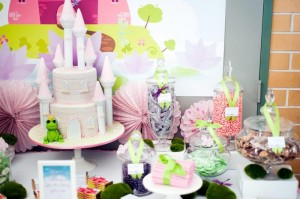 Pastel Princess and the Frog Party with Lots of Cute Ideas via Kara's Party Ideas | KarasPartyIdeas.com #ThePrincessAndThe Frog #Disney #PrincessParty #PartyIdeas #Supplies (21)