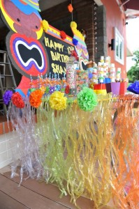 Hawaiian Themed 13th Birthday Pool Party with Lots of Really Cute Ideas via Kara's Party Ideas | KarasPartyIdeas.com #Luau #PoolParty #SummerParty #PartyIdeas #Supplies (13)