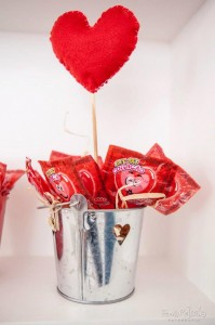 A Heart Party with Lots of Really Cute Ideas via Kara's Party Ideas KarasPartyIdeas.com #ValentinesDay #LoveParty #PartyIdeas #Supplies (21)