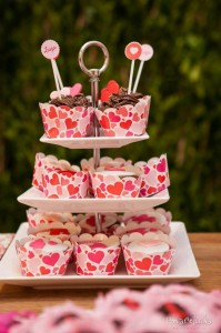 A Heart Party with Lots of Really Cute Ideas via Kara's Party Ideas KarasPartyIdeas.com #ValentinesDay #LoveParty #PartyIdeas #Supplies (36)