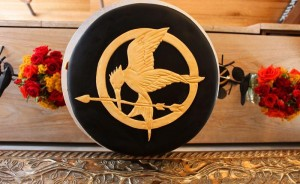 Hunger Games Party with Such Awesome Ideas via Kara's Party Ideas Kara Allen KarasPartyIdeas.com #HungerGamesCatchingFire #TweenParty #PartyIdeas #Supplies (9)